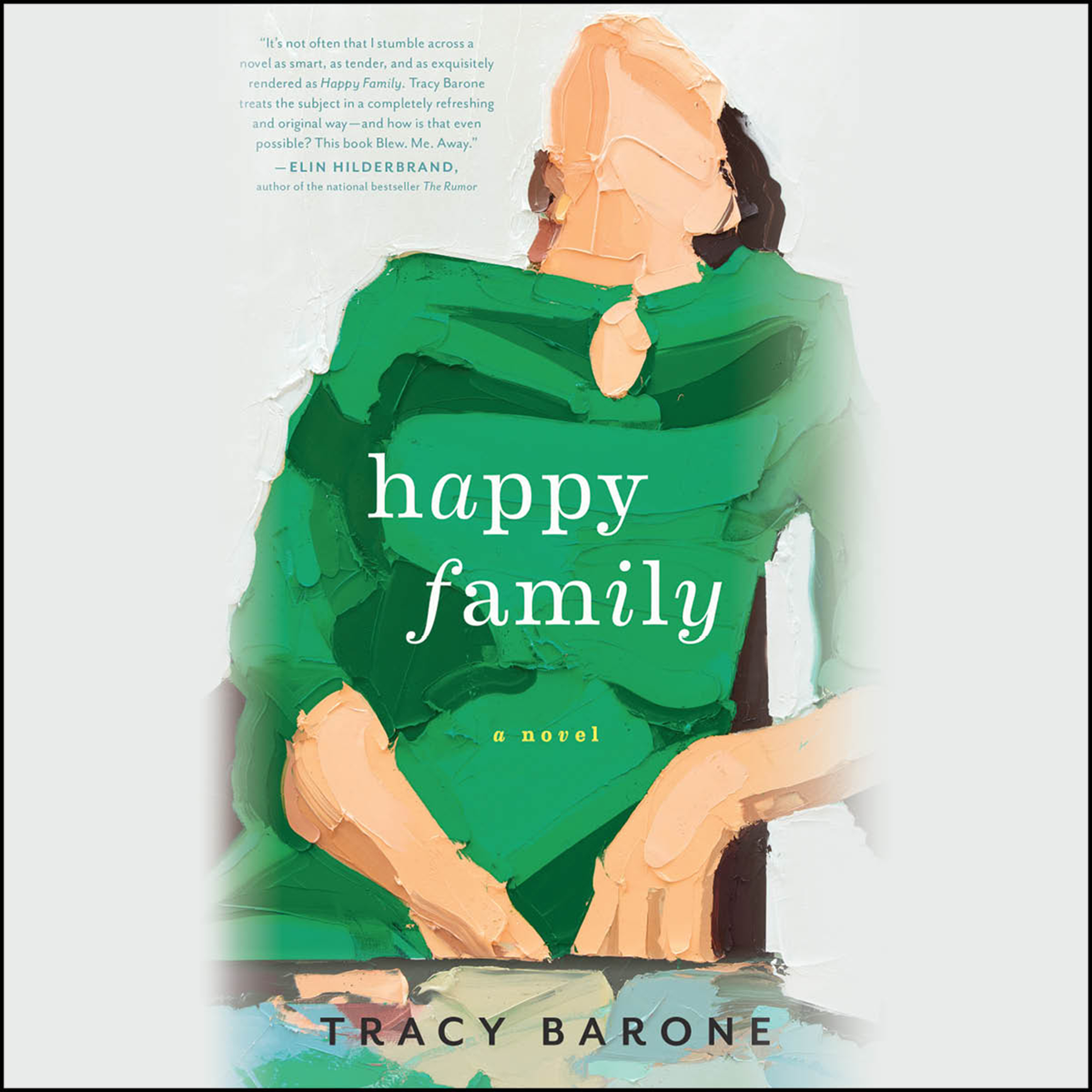 Printable Happy Family: A Novel Audiobook Cover Art