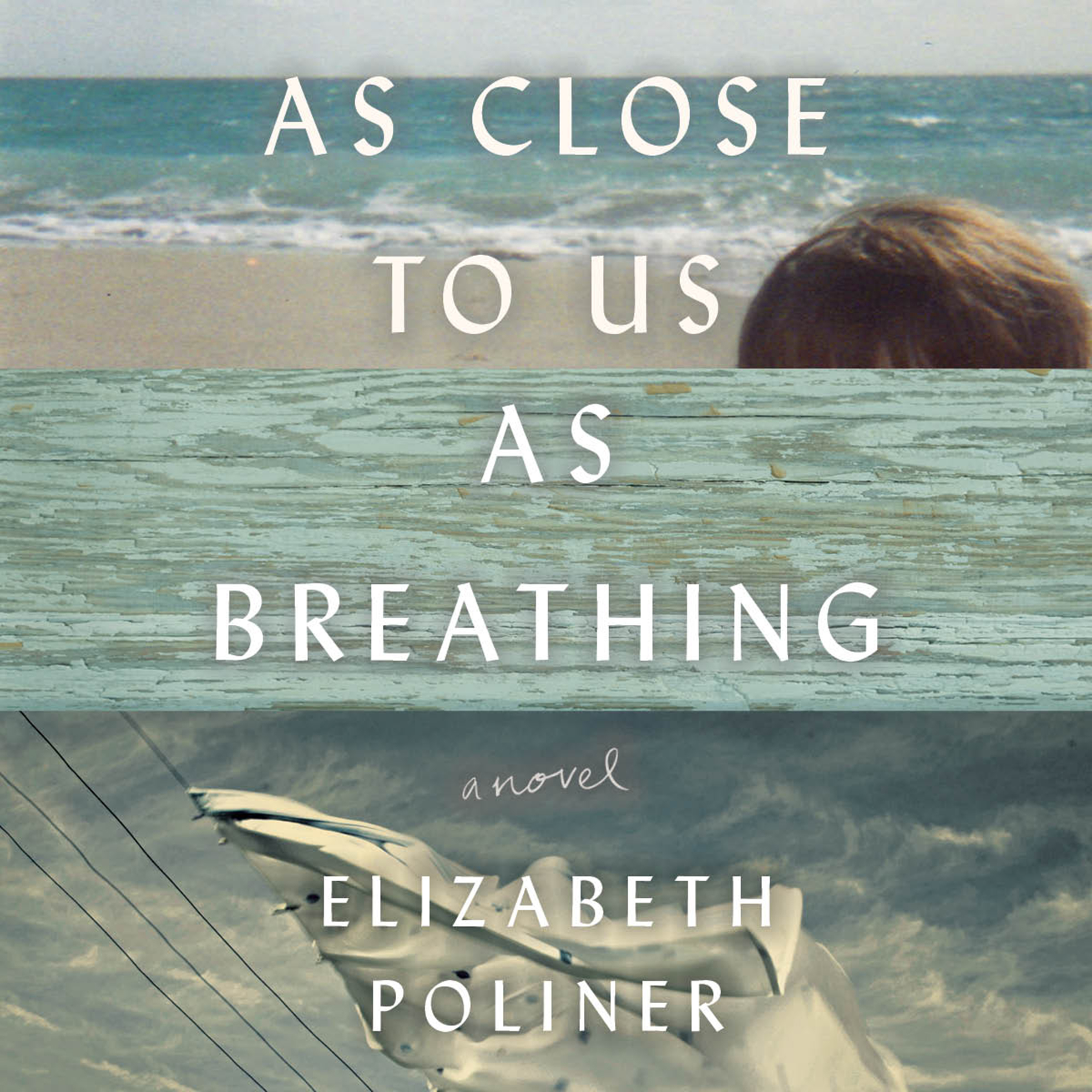 Printable As Close to Us as Breathing: A Novel Audiobook Cover Art