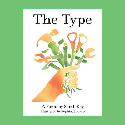 The Type Audiobook, by Sarah Kay
