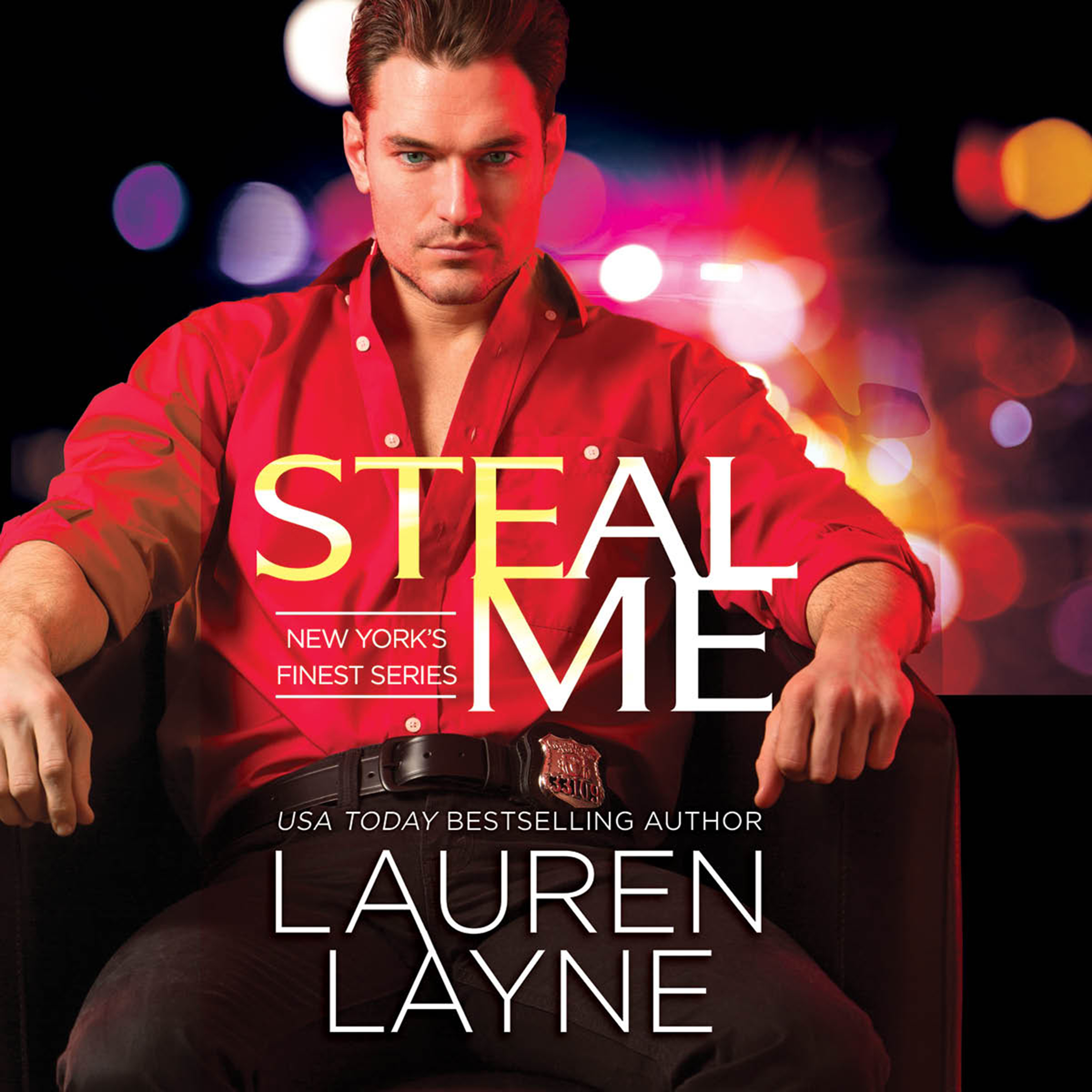 Printable Steal Me Audiobook Cover Art