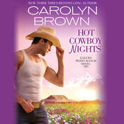 Hot Cowboy Nights, by Carolyn Brown