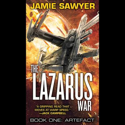 The Lazarus War: Artefact Audiobook, by