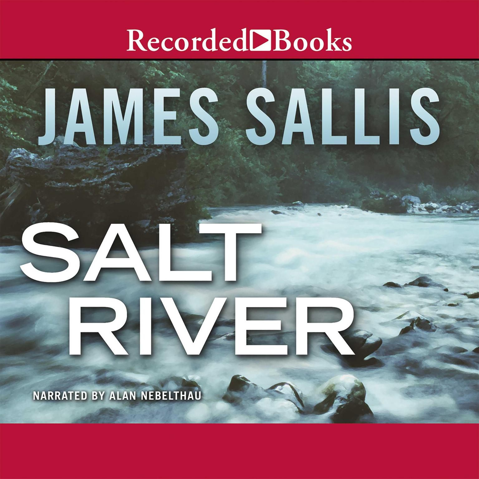Printable Salt River Audiobook Cover Art
