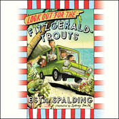 Look Out for the Fitzgerald-Trouts Audiobook, by Esta Spalding