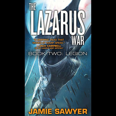 The Lazarus War: Legion Audiobook, by