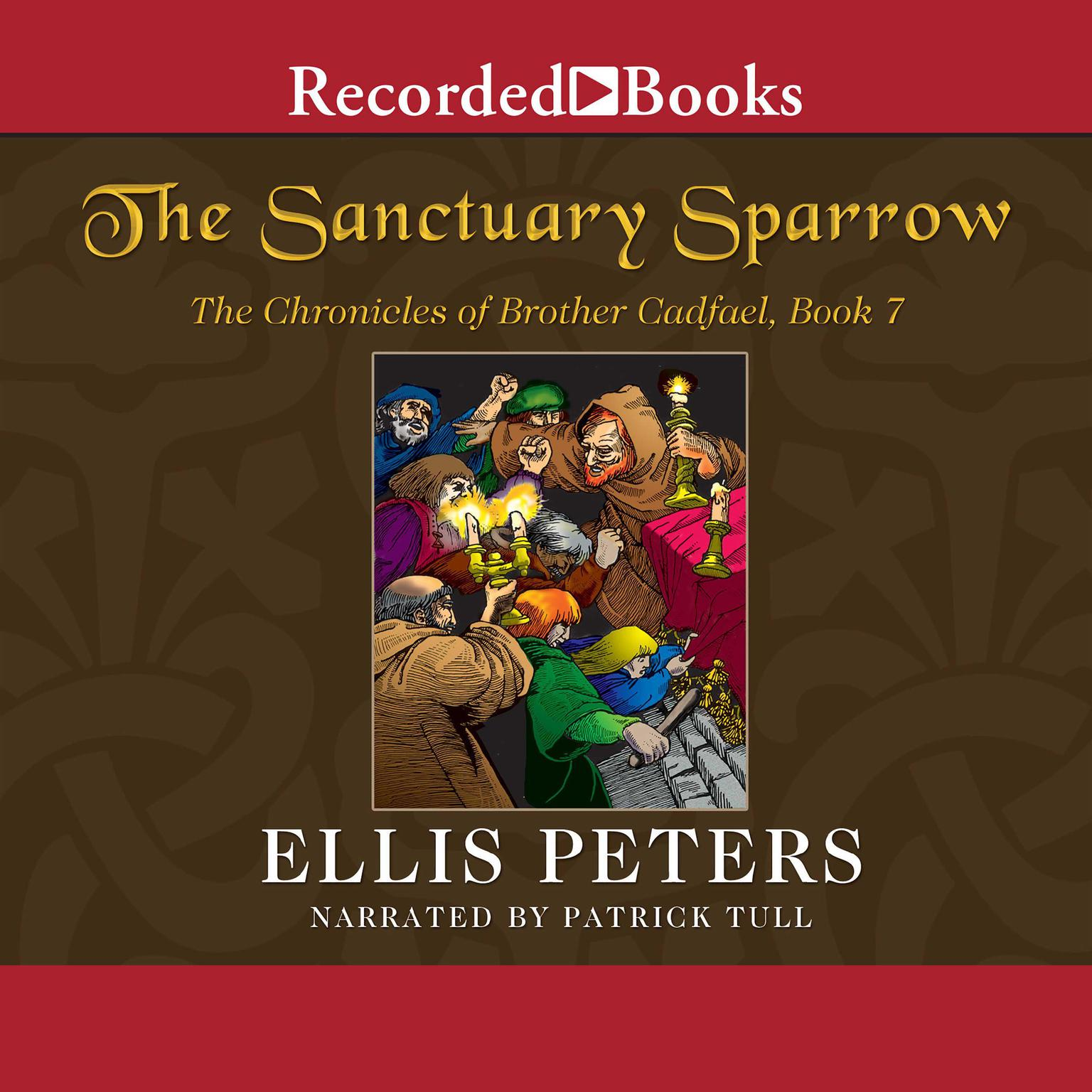 Printable The Sanctuary Sparrow Audiobook Cover Art