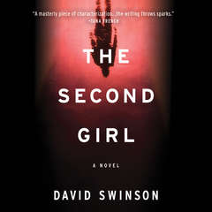 The Second Girl Audiobook, by David Swinson