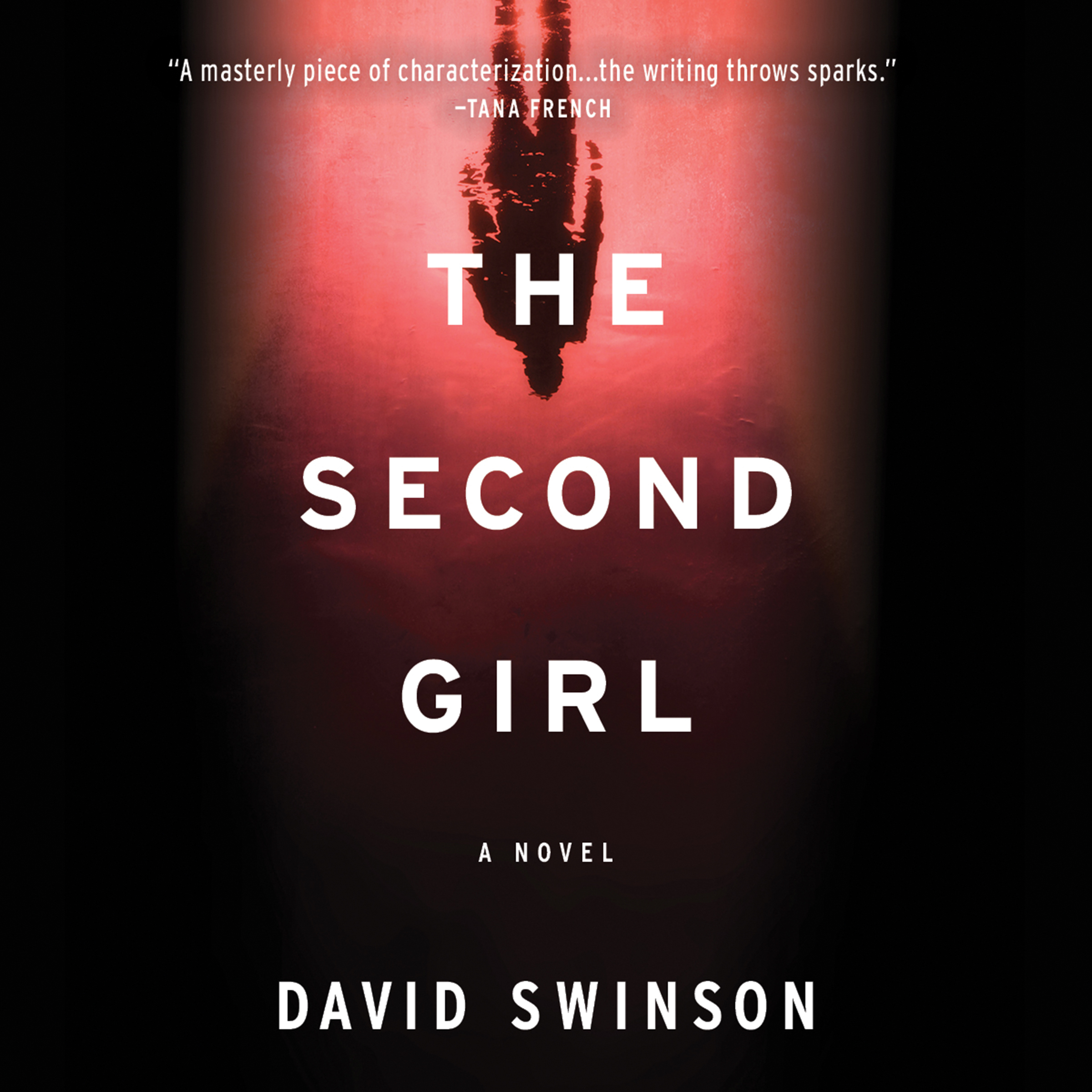 Printable The Second Girl Audiobook Cover Art