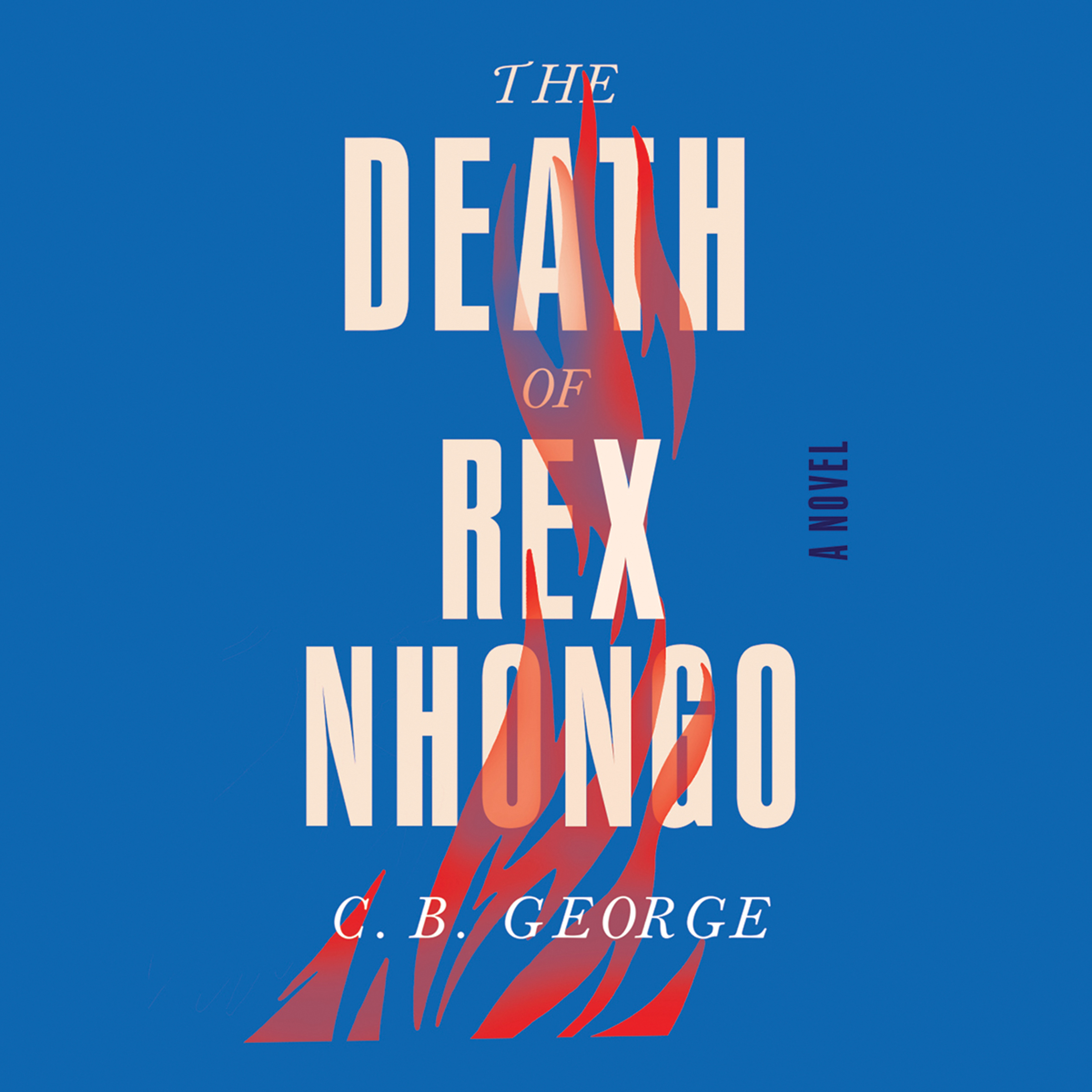 Printable The Death of Rex Nhongo: A Novel Audiobook Cover Art