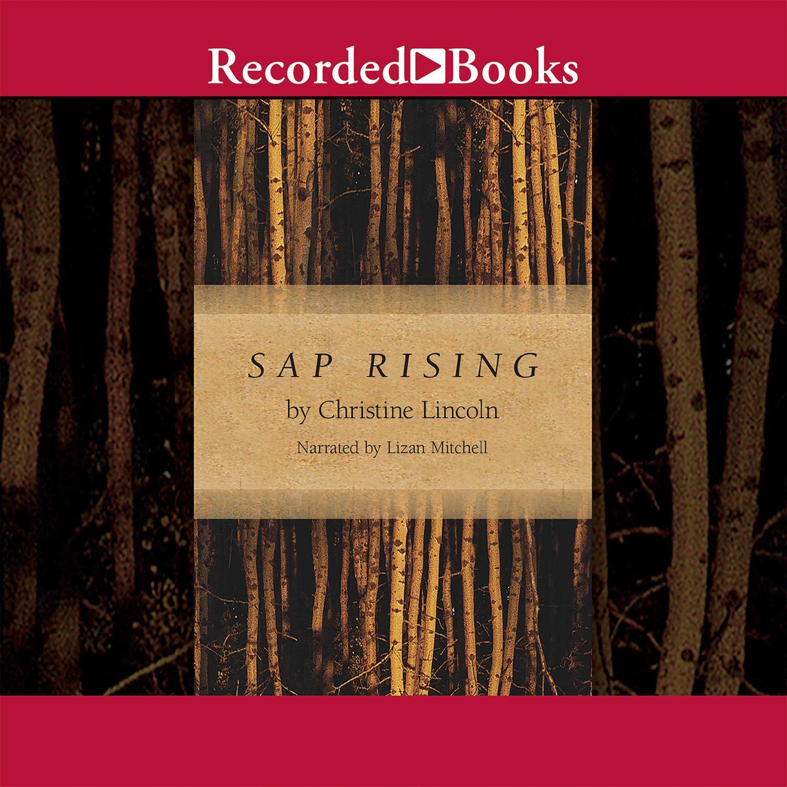 Printable Sap Rising Audiobook Cover Art