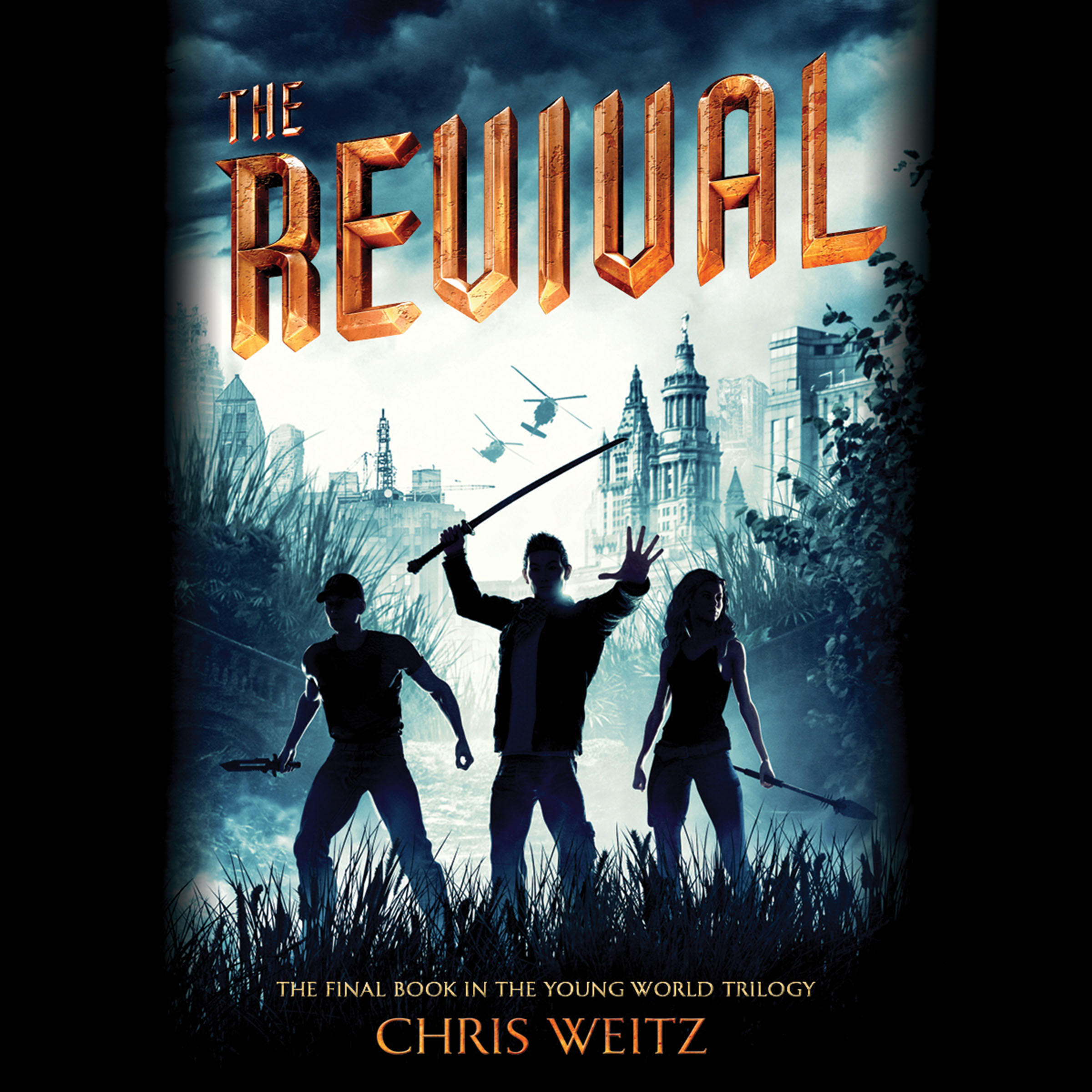 Printable The Revival Audiobook Cover Art