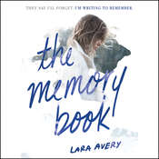 The Memory Book Audiobook, by Lara  Avery