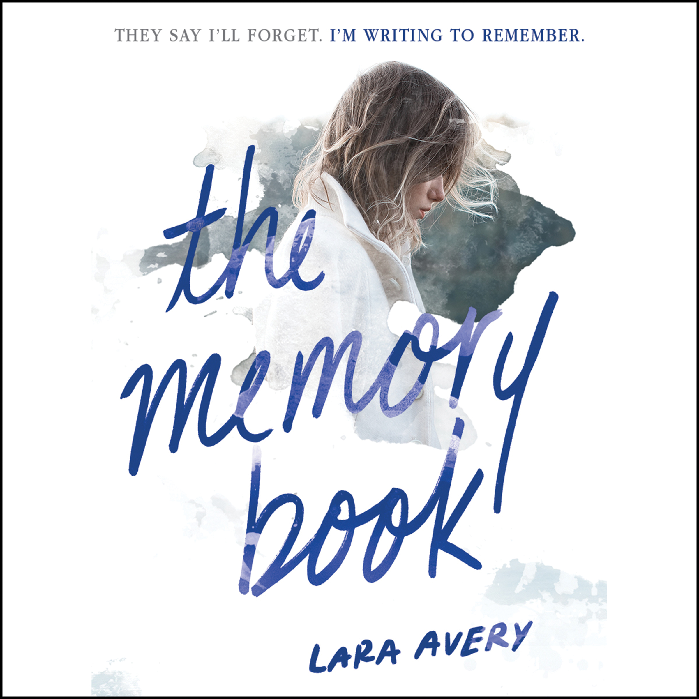 Printable The Memory Book Audiobook Cover Art