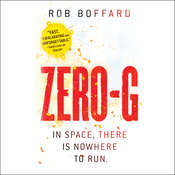 Zero-G, by Rob Boffard