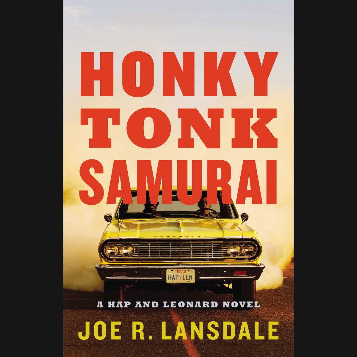 Printable Honky Tonk Samurai Audiobook Cover Art