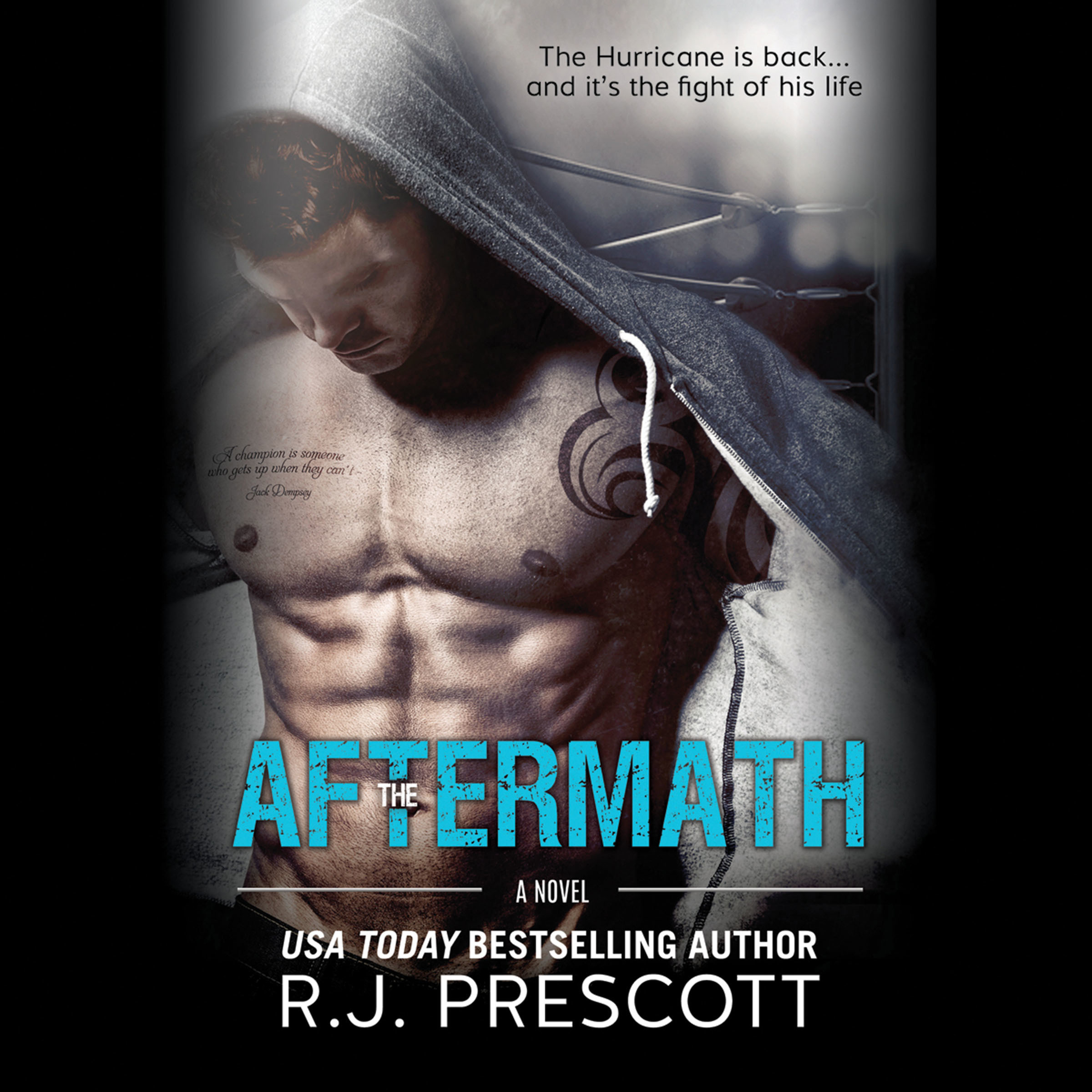 Printable The Aftermath Audiobook Cover Art