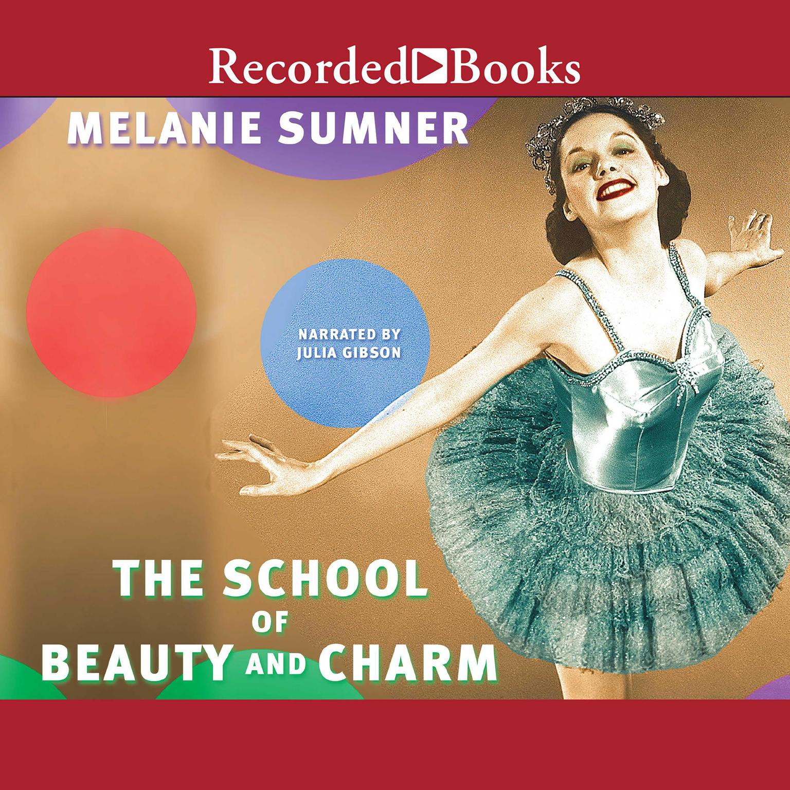 Printable The School of Beauty and Charm Audiobook Cover Art