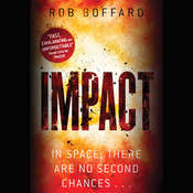 Impact Audiobook, by Rob Boffard