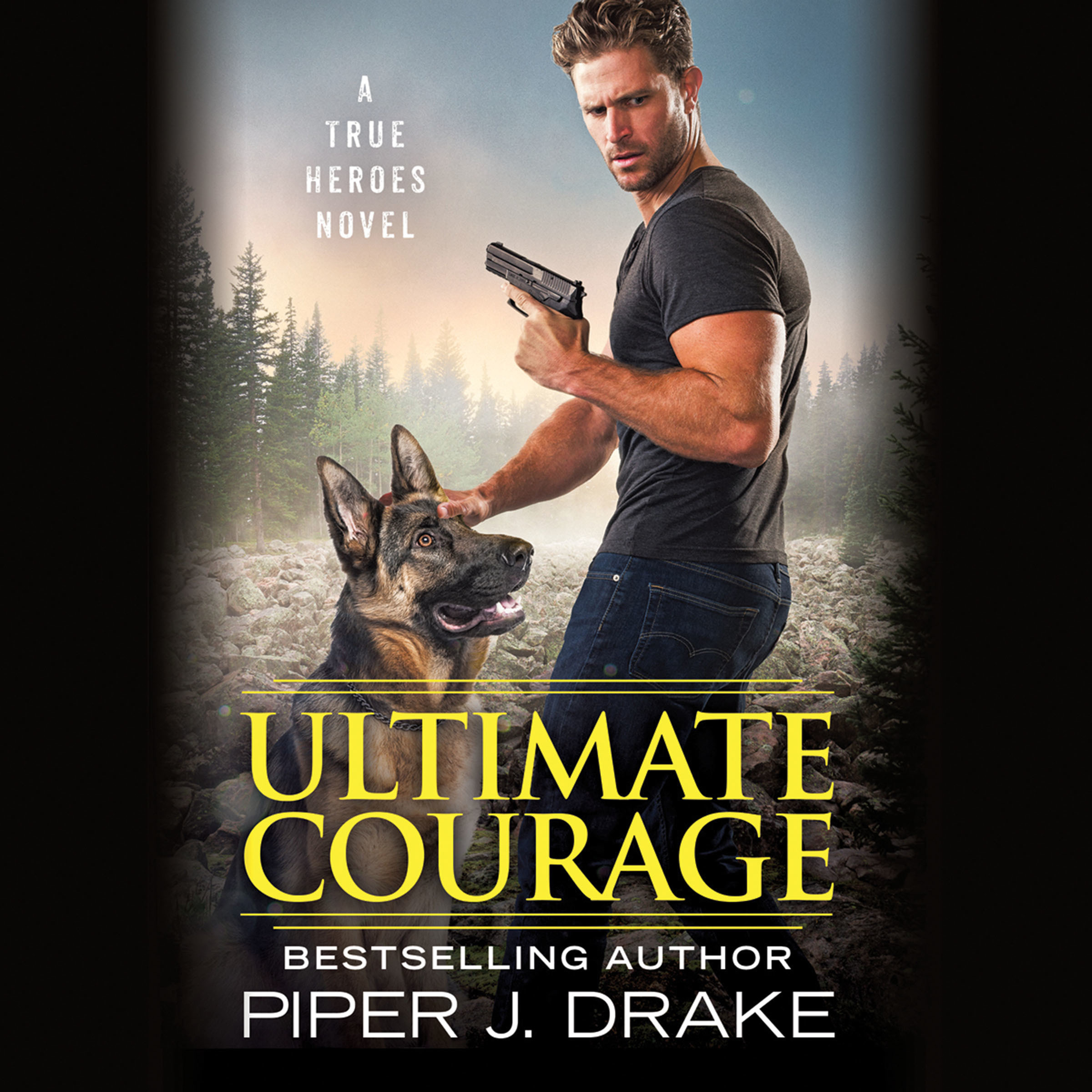 Printable Ultimate Courage Audiobook Cover Art