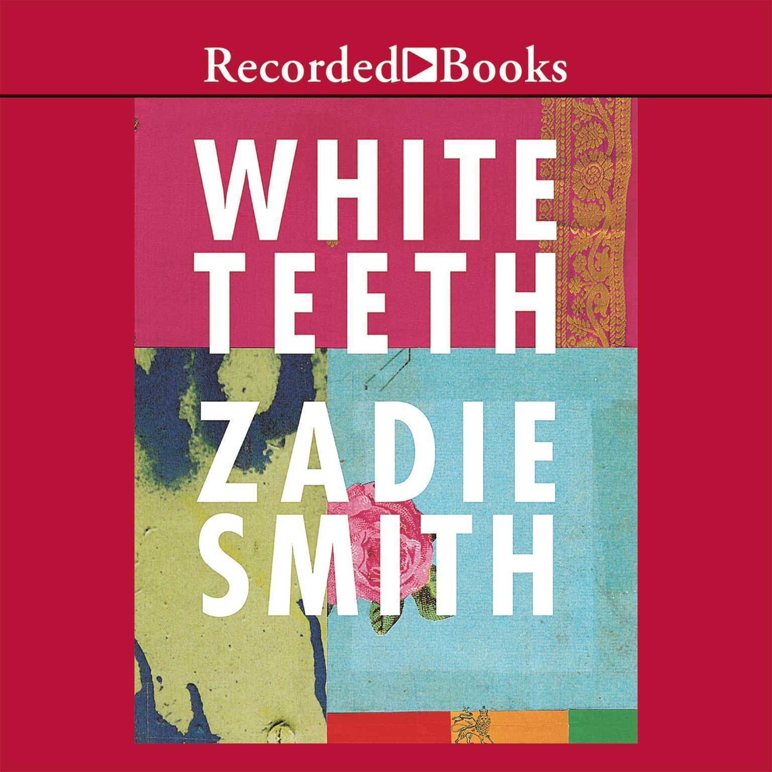 Printable White Teeth Audiobook Cover Art