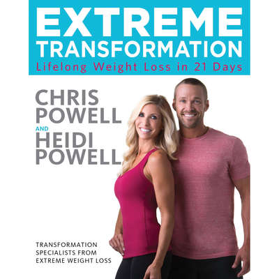 Extreme Transformation: Lifelong Weight Loss in 21 Days Audiobook, by