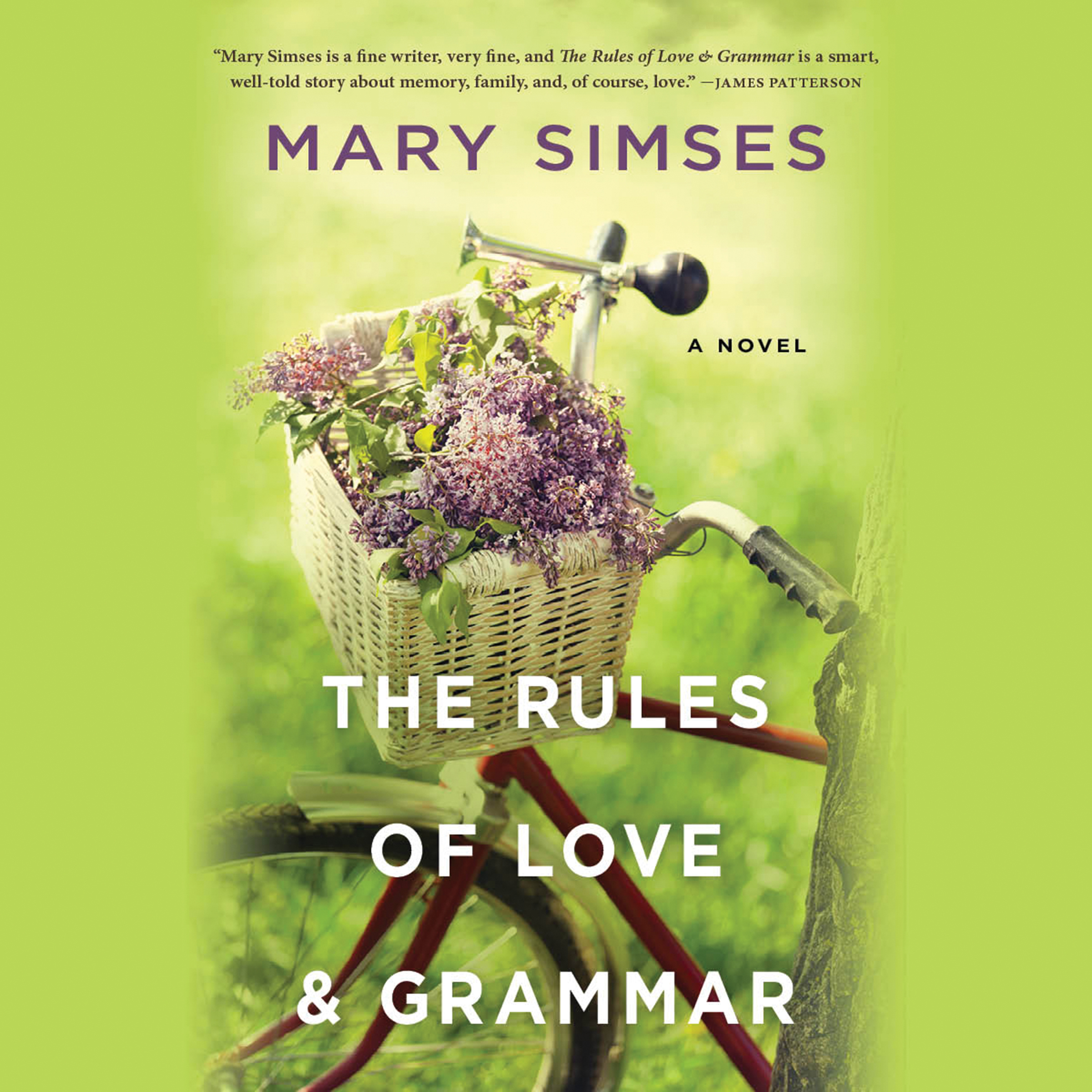 Printable The Rules of Love & Grammar Audiobook Cover Art
