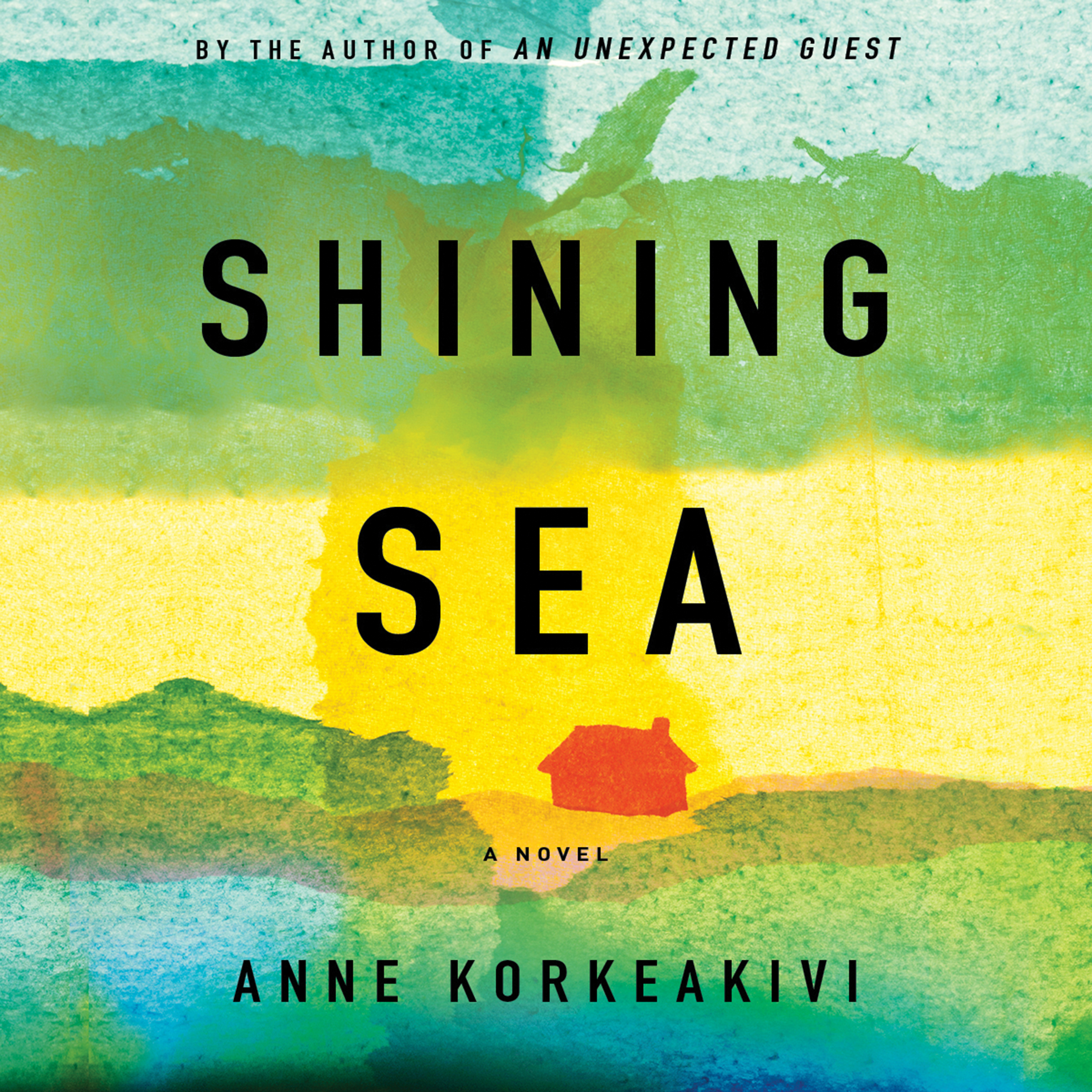 Printable Shining Sea Audiobook Cover Art