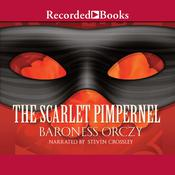 The Scarlet Pimpernel Audiobook, by Emma Orczy