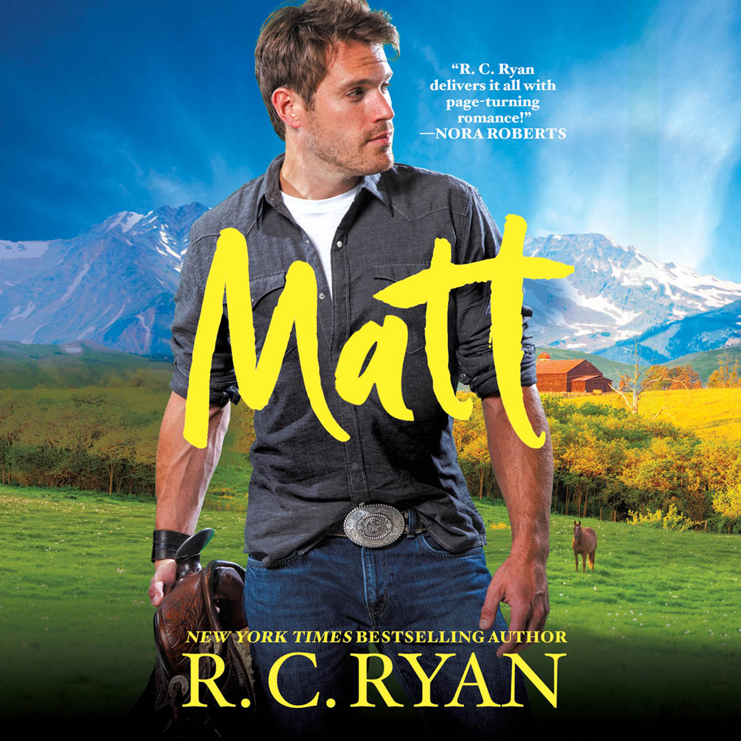 Printable Matt Audiobook Cover Art