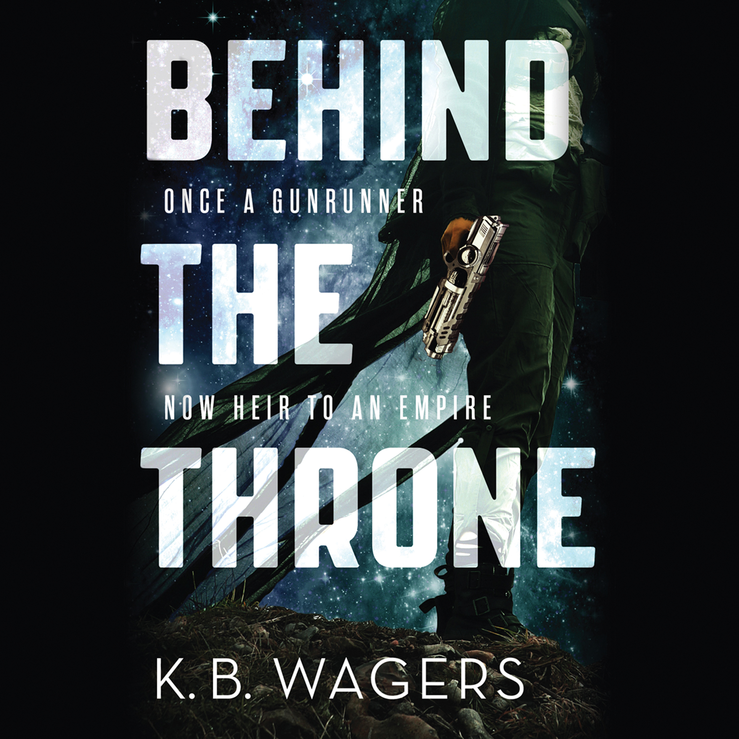 Printable Behind the Throne Audiobook Cover Art