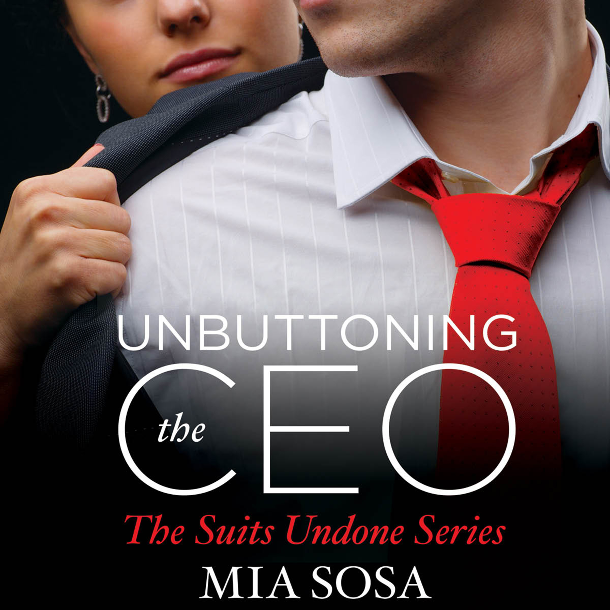 Printable Unbuttoning the CEO Audiobook Cover Art