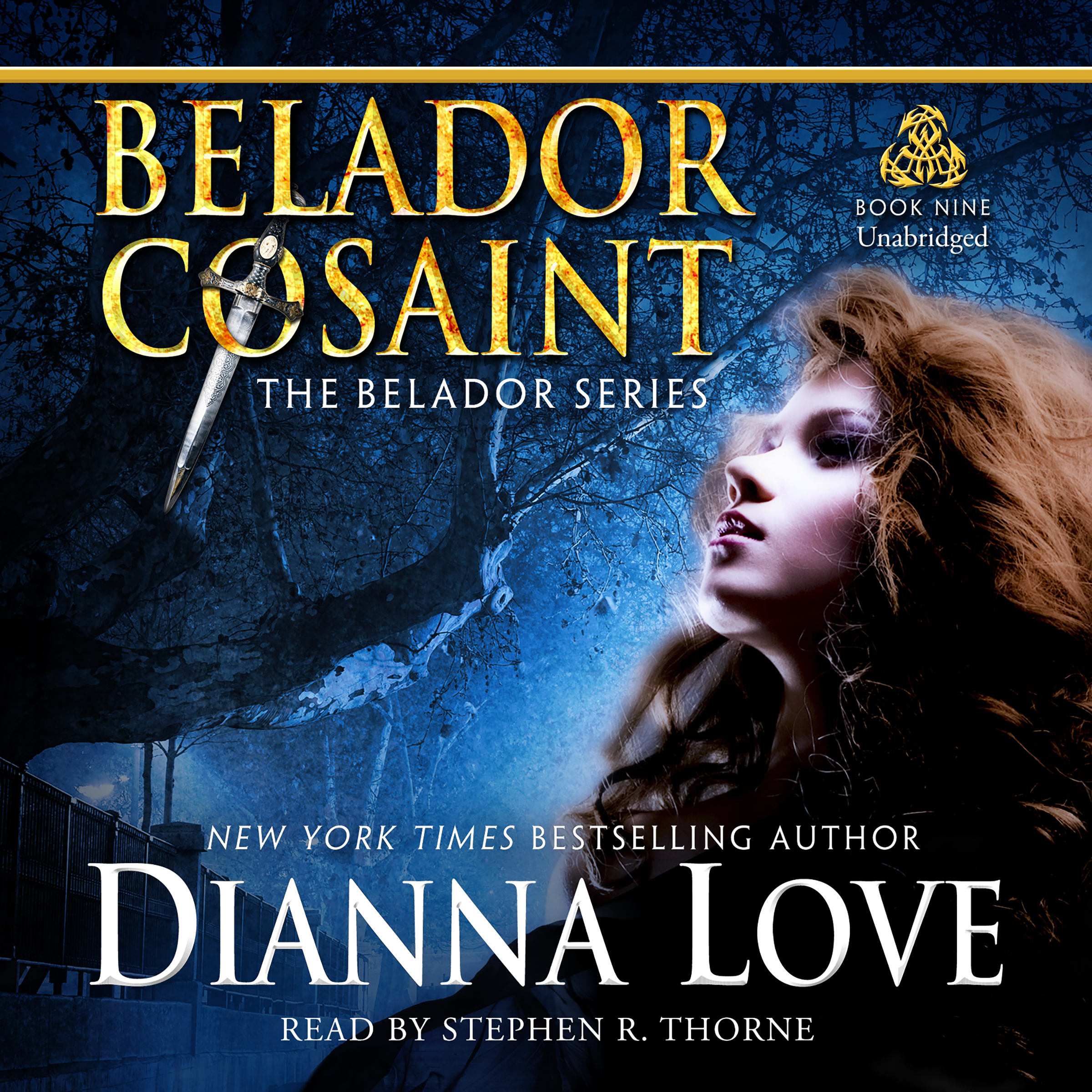 Printable Belador Cosaint Audiobook Cover Art