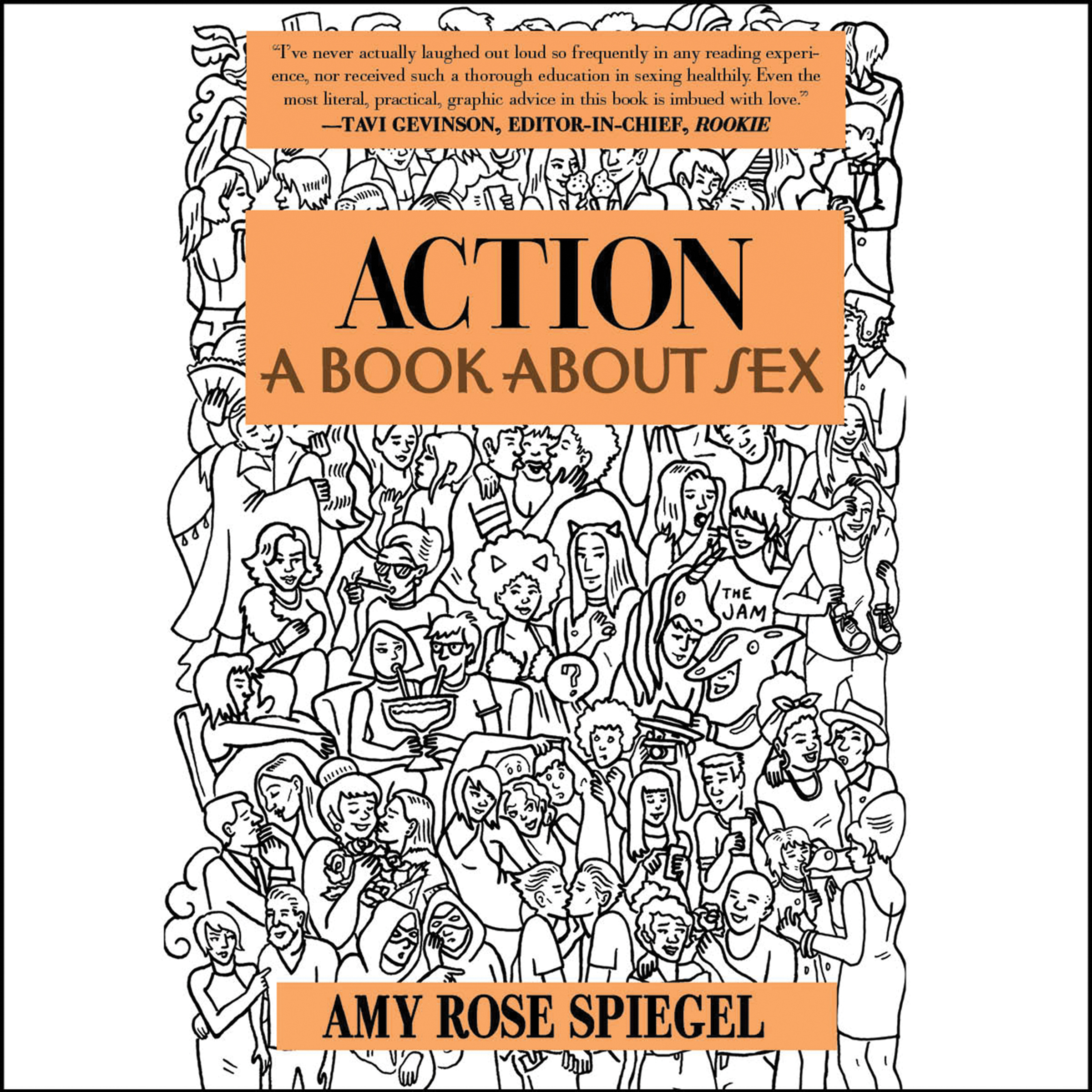 Amy Rose Sex action: a book about sex audiobook