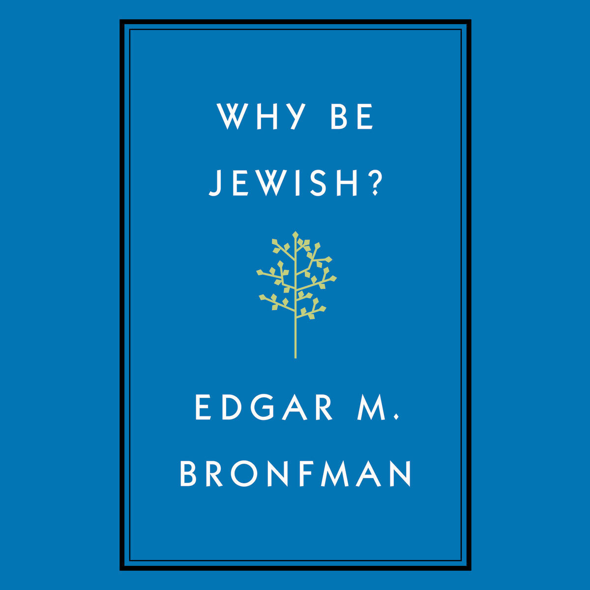 Printable Why Be Jewish?: A Testament Audiobook Cover Art