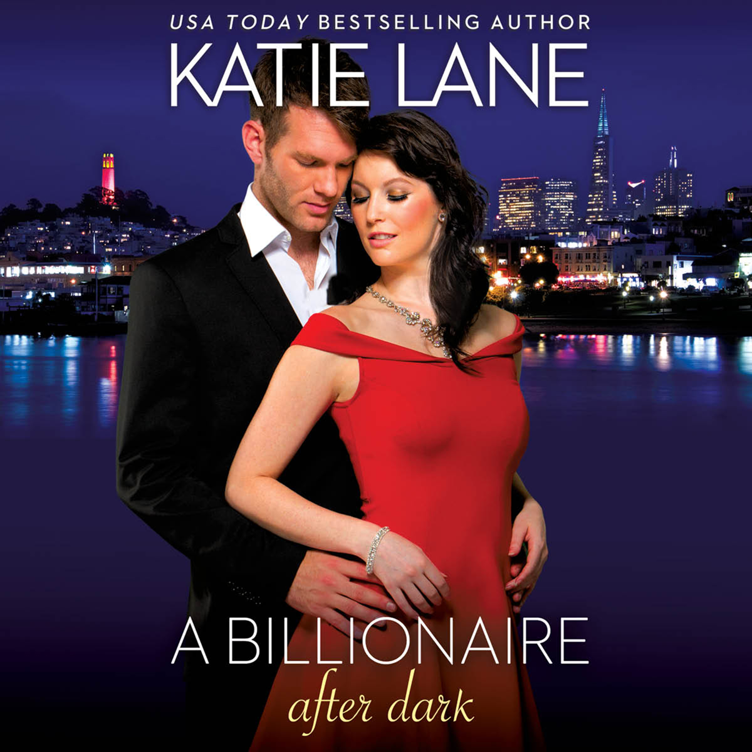 Printable A Billionaire after Dark Audiobook Cover Art