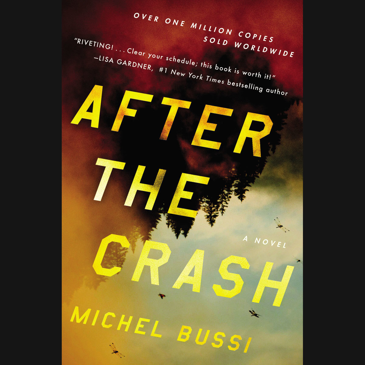 Printable After the Crash: A Novel Audiobook Cover Art