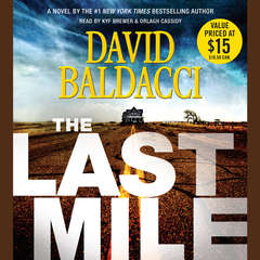 The Last Mile Audiobook, by David Baldacci