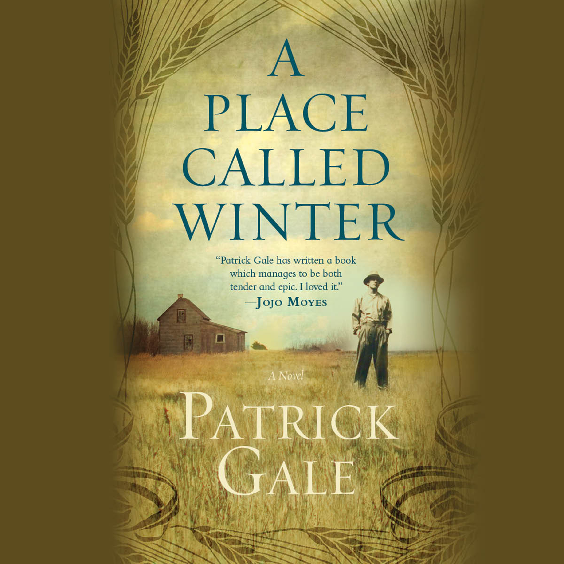 Printable A Place Called Winter Audiobook Cover Art