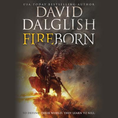 Fireborn Audiobook, by David Dalglish