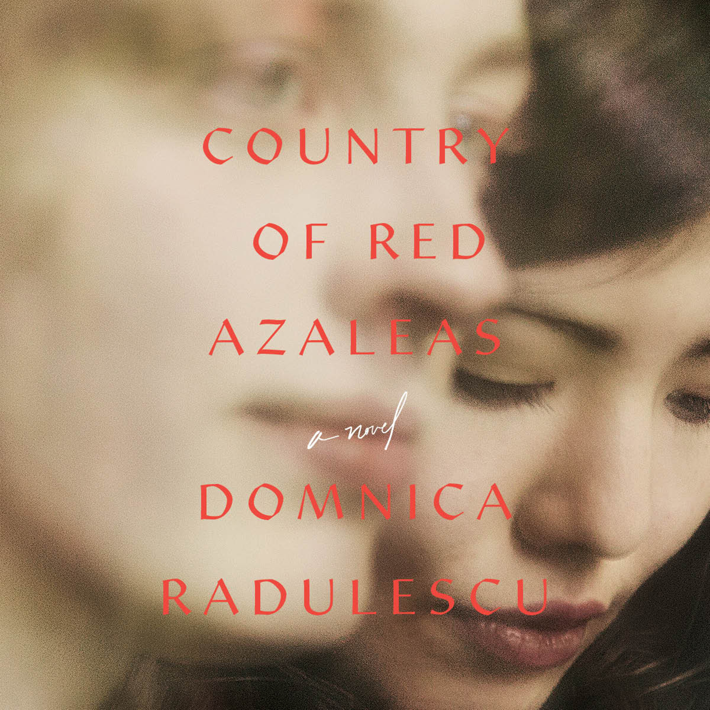Printable Country of Red Azaleas Audiobook Cover Art