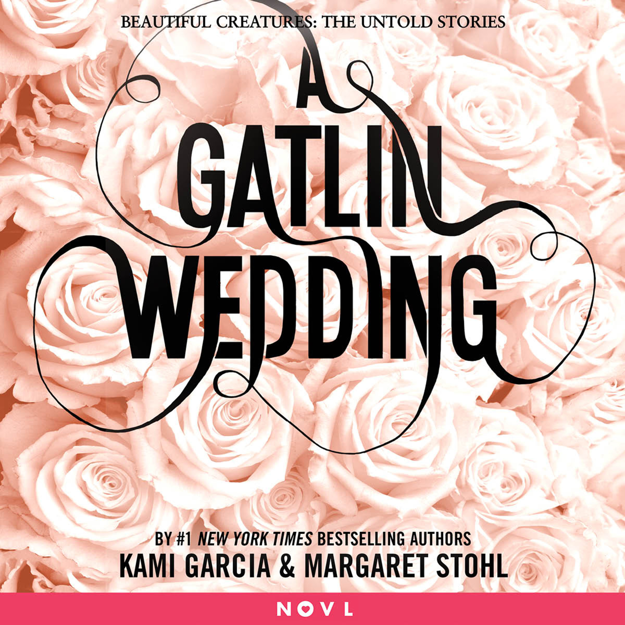 Printable A Gatlin Wedding Audiobook Cover Art