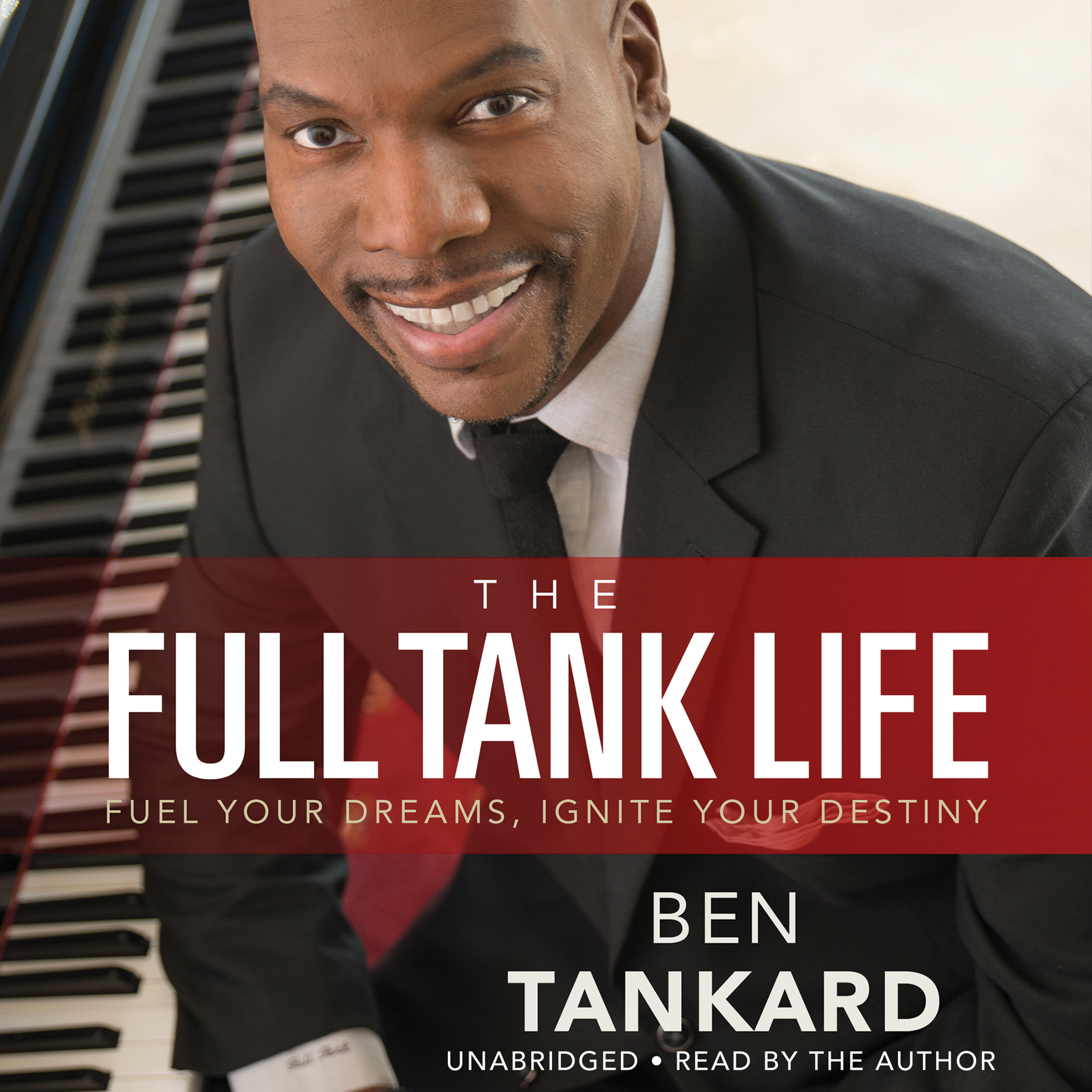 Printable The Full Tank Life: Fuel Your Dreams, Ignite Your Destiny Audiobook Cover Art