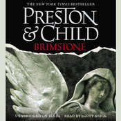 Brimstone Audiobook, by Douglas Preston