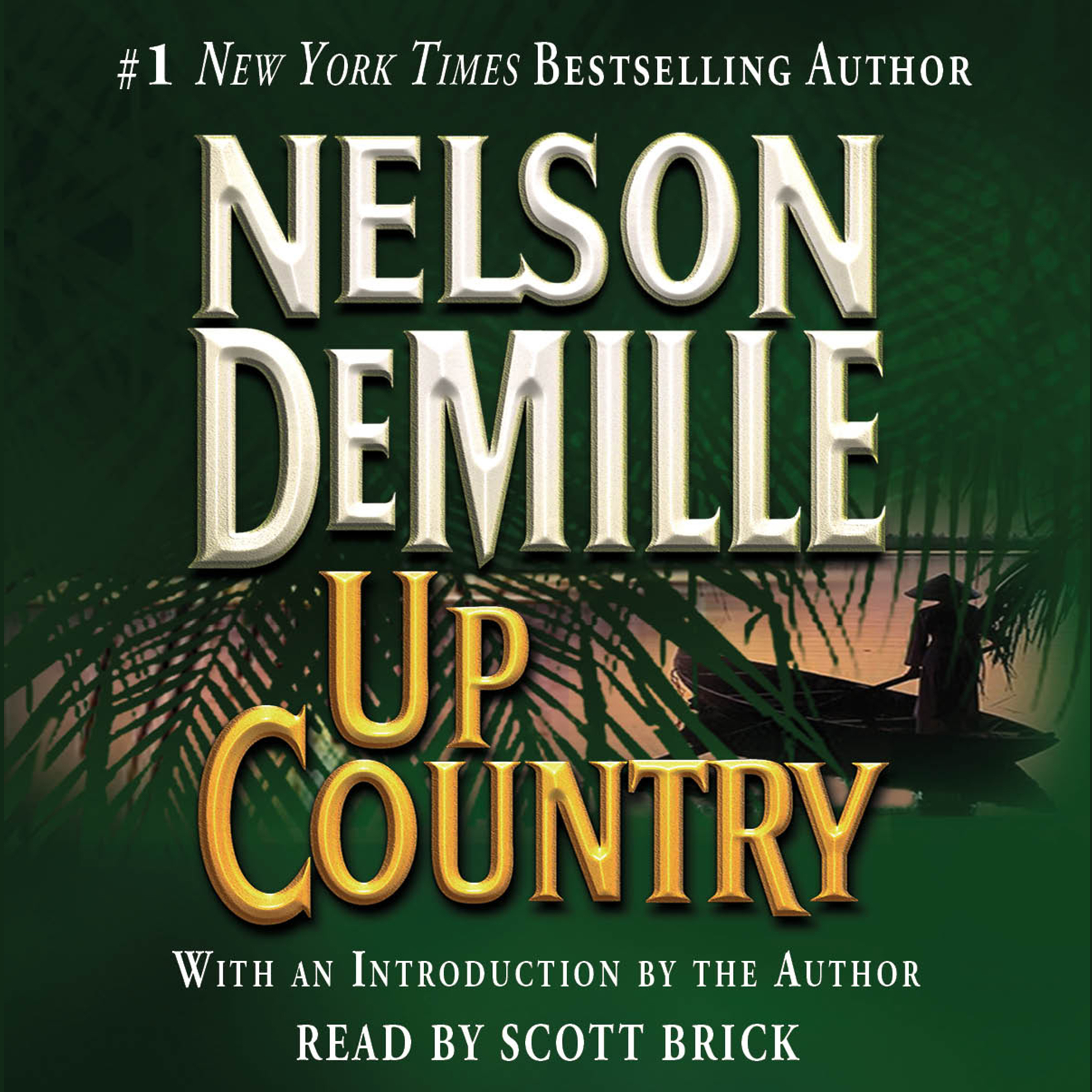 Printable Up Country Audiobook Cover Art