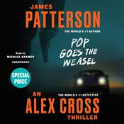 Pop Goes the Weasel Audiobook, by James Patterson
