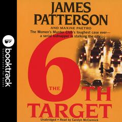 The 6th Target Audiobook, by James Patterson, Maxine Paetro