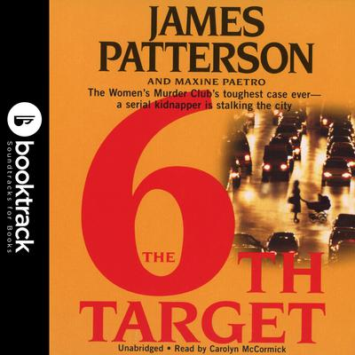 The 6th Target Audiobook, by James Patterson