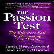 The Passion Test Audiobook, by Janet Bray Attwood, Chris Attwood