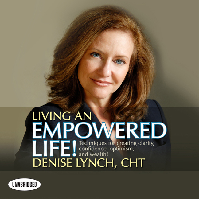 Printable Living An Empowered Life Audiobook Cover Art