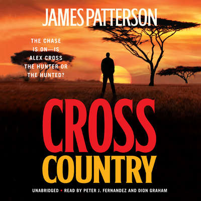 Cross Country Audiobook, by James Patterson